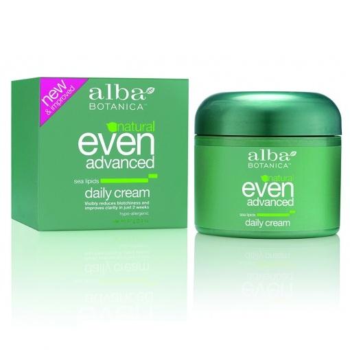 Alba Botanica Морской обновляющий дневной крем Sea Lipids Daily Cream 57 г