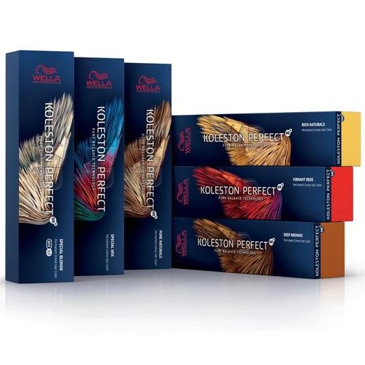 Wella Koleston Perfect 6/1 древесный дым 60мл Стойкая крем-краска