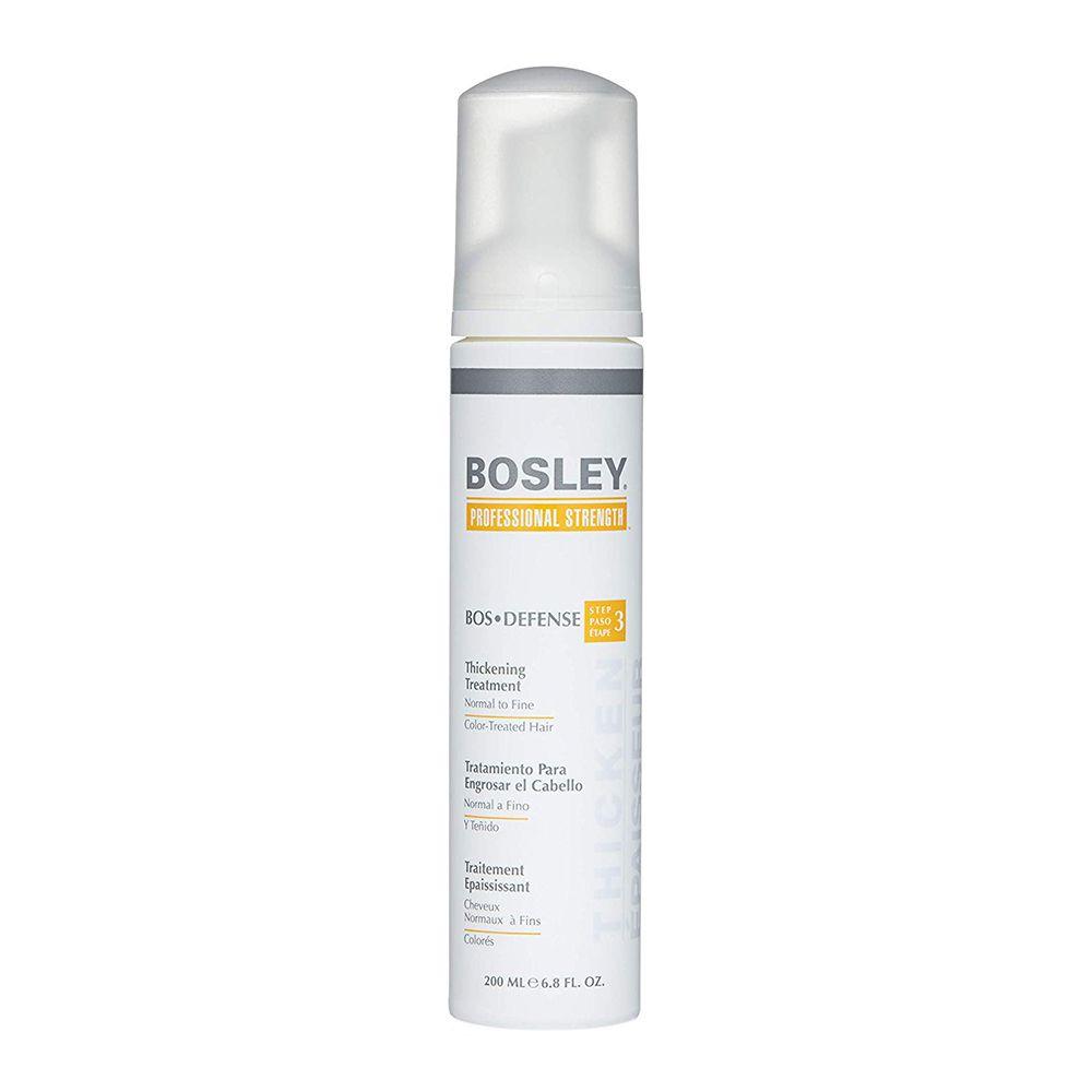 Bosley Уход, увеличивающий густоту нормальных и тонких окрашенных волос 200 мл