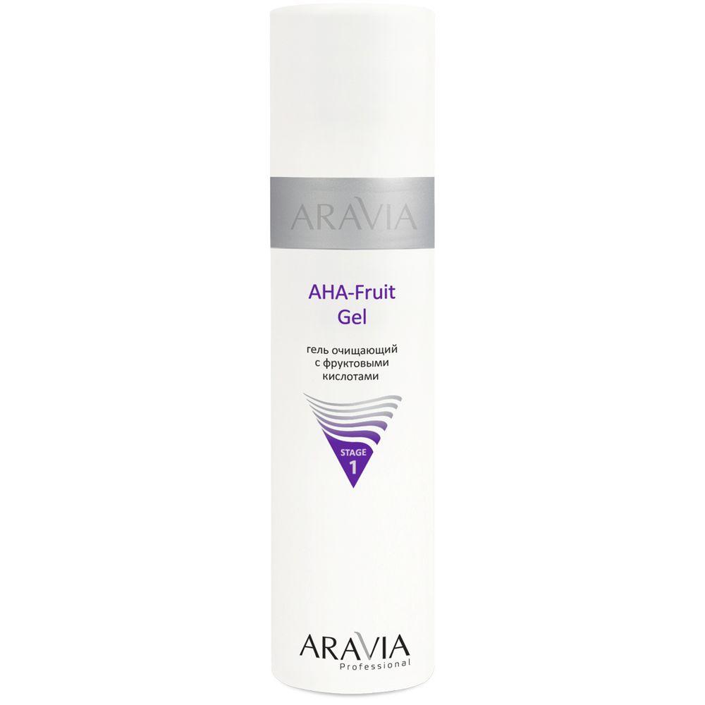 Купить Aravia Тоник с фруктовыми кислотами AHA Glycolic Tonic 250мл, Aravia Professional
