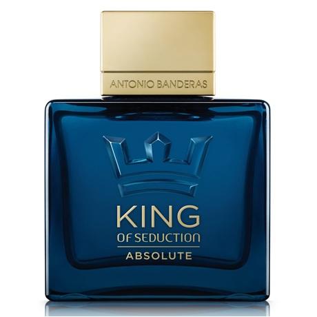 Купить Antonio Banderas King Of Seduction Absolute для мужчин Туалетная вода 100 мл