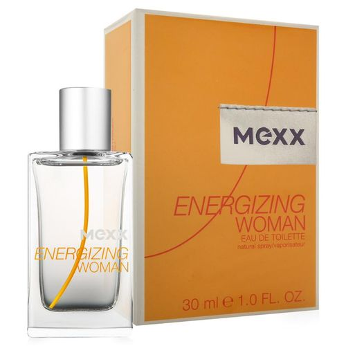 MEXX ENERGIZING вода туалетная жен 30 ml