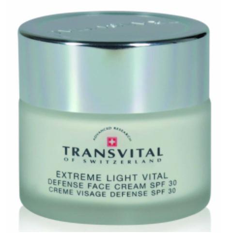 Трансвитал (Transvital) Крем для лица Осветляющий SPF 30 50 мл 4469 от Лаборатория Здоровья и Красоты