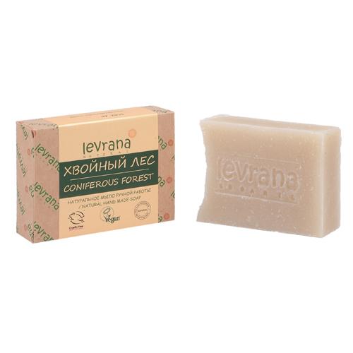Купить Levrana Натуральное мыло ручной работы Хвойный лес 100г