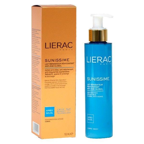 Lierac Sunissime Восстанавливающее увлажняющее молочко 150 мл от Лаборатория Здоровья и Красоты