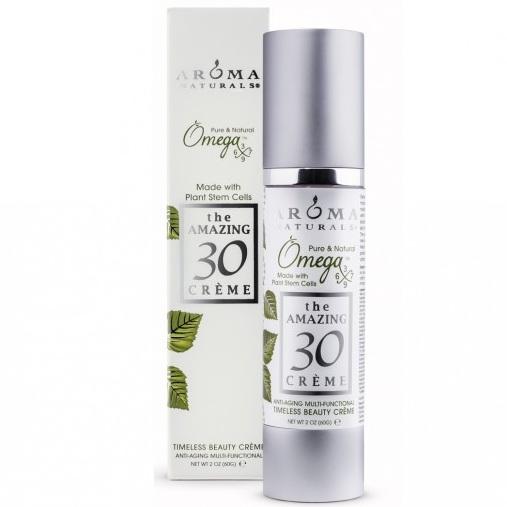 Aroma Naturals Крем The Amazing 30 Omega-x Creme 60 г  - Купить