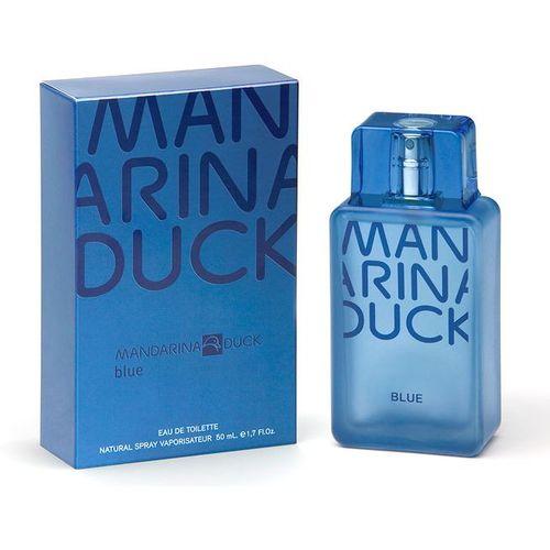 Mandarina duck cute blue вода туалетная