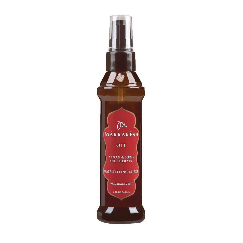 Купить Marrakesh Oil Light Легкое восстанавливающее масло для волос Original 60мл