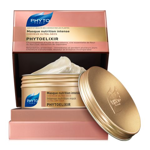 Фитосольба/phyto фитоэликсир маска интенсивное питание 200мл