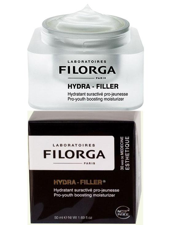 Купить Филорга (Filorga) Гидра-Филлер Крем для лица 50 мл
