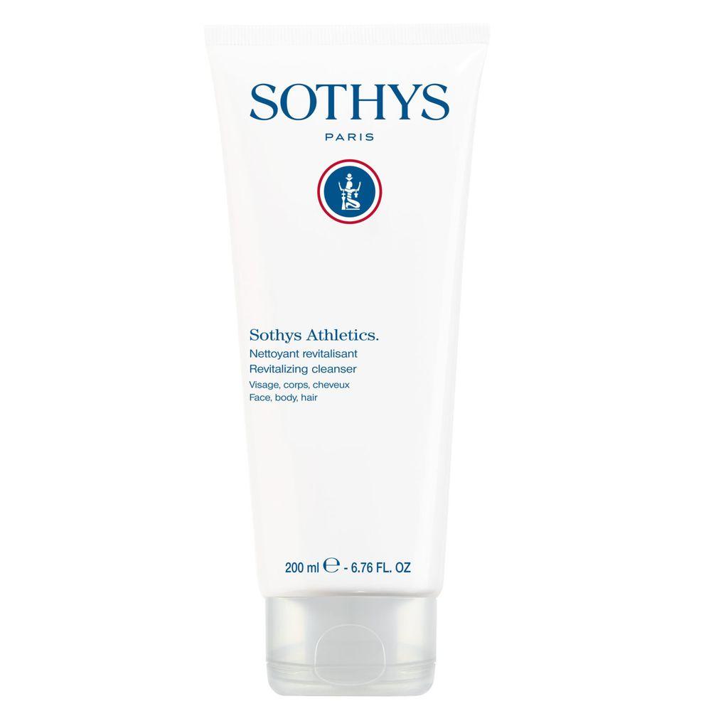Sothys Revital cleanser 3 in 1 Ревитализирующий гель 3-в-1 200мл  - Купить
