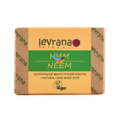 Купить Levrana Натуральное мыло ручной работы Ним 100г