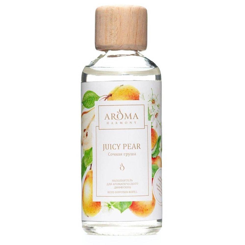 Купить Aroma Harmony Наполнитель Сочная груша 100мл