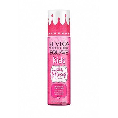 Revlon Equave KIDS PRINCESS 2-х фазный кондиционер облегчающий расчесывание 200 мл