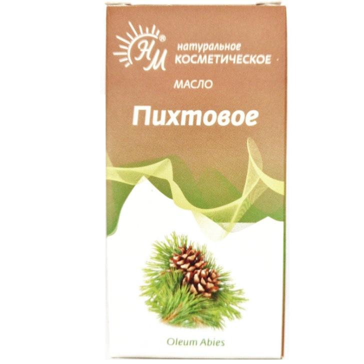 Масло Пихтовое косметическое 10мл Натуральные масла