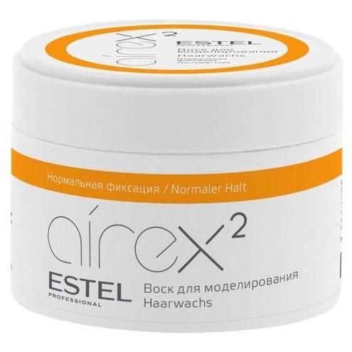 Купить Estel AIREX Воск для моделирования волос нормальная фиксация 75мл