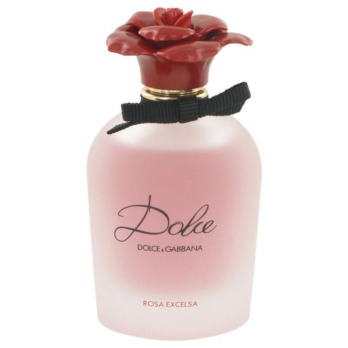 D&G DOLCE ROSA EXCELSA вода парфюмерная женская 75 мл