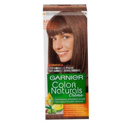 Купить Garnier (Гарньер) Color Naturals крем-краска для волос №6.25 Шоколад