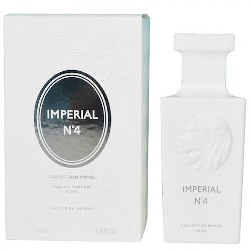 GEPARLYS IMPERIAL WHITE №4 парфюмерная вода мужская 100мл