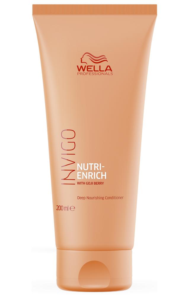 Купить Wella Invigo Nutri-Enrich Питательный бальзам-уход 200мл