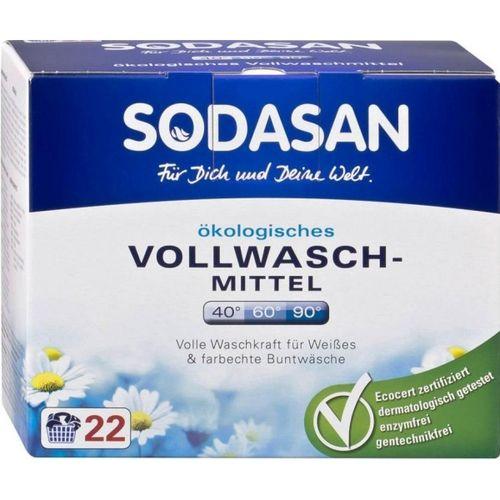 SODASAN Стиральный порошок-концентрат для отбеливания и удаления стойких згрязнений 1,2 кг