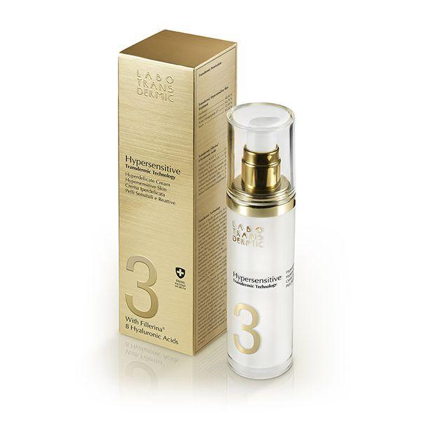 Купить Labo Трансдермик 3 Hypersensitive крем деликатный для чувствительной кожи 50мл