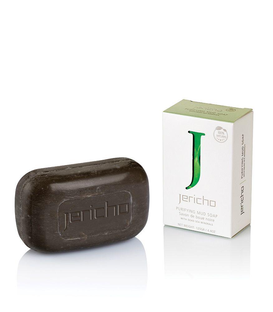 Купить Jericho Мыло Грязевое 125г