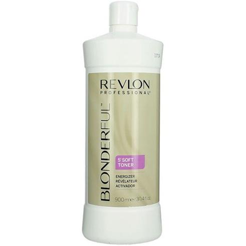 Revlon blonderful 5-минутный активатор soft toner energizer 900 мл