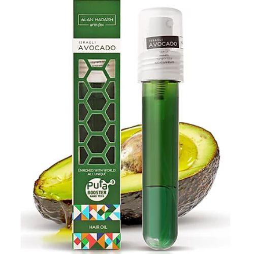 Купить Alan Hadash Israeli Avocado Масло для волос Израильский Авокадо 19 мл