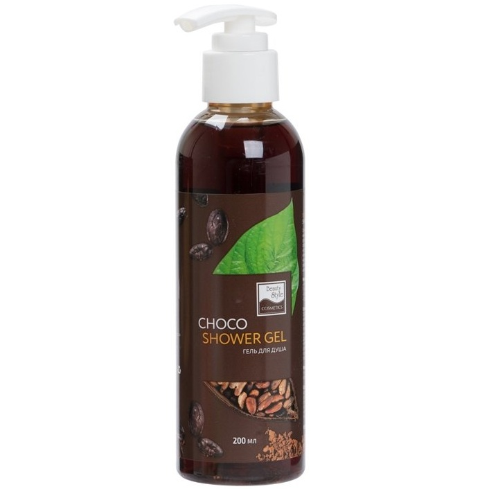 Купить BeautyStyle Гель для душа Choco shower gel 200мл, Beauty Style