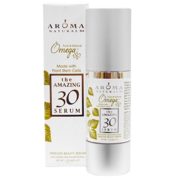 Aroma Naturals Сыворотка The Amazing 30 Omega-x Serum 30 г  - Купить