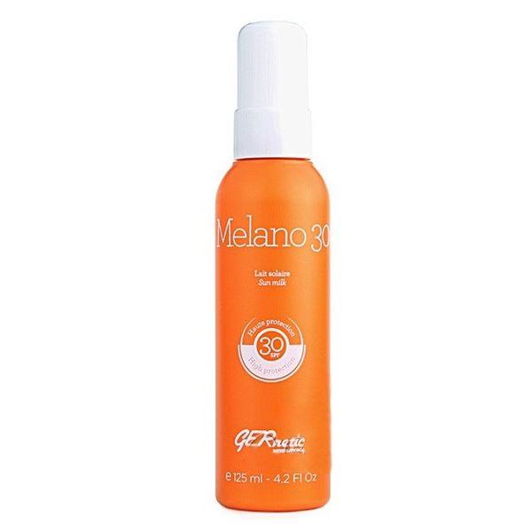 Купить Gernetic Мелано Молочко солнцезащитное для лица и тела SPF30 125 мл