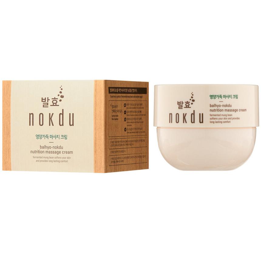 Купить Balhyo Nokdu Massage Cream Питательный крем для массажа 300мл