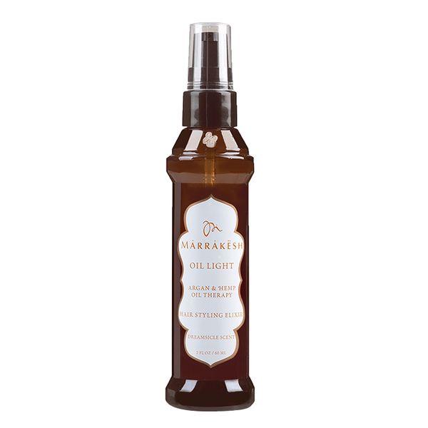 Купить Marrakesh Легкое восстанавливающее масло для тонких волос Dreamsicle 60мл