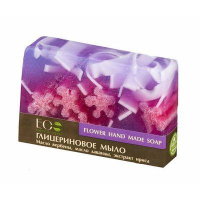 ECOLAB Мыло глицериновое Цветочное 130 g