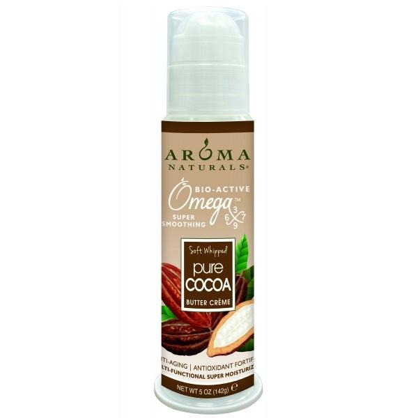 Aroma Naturals Супер увлажняющий крем с маслом какао 142 г