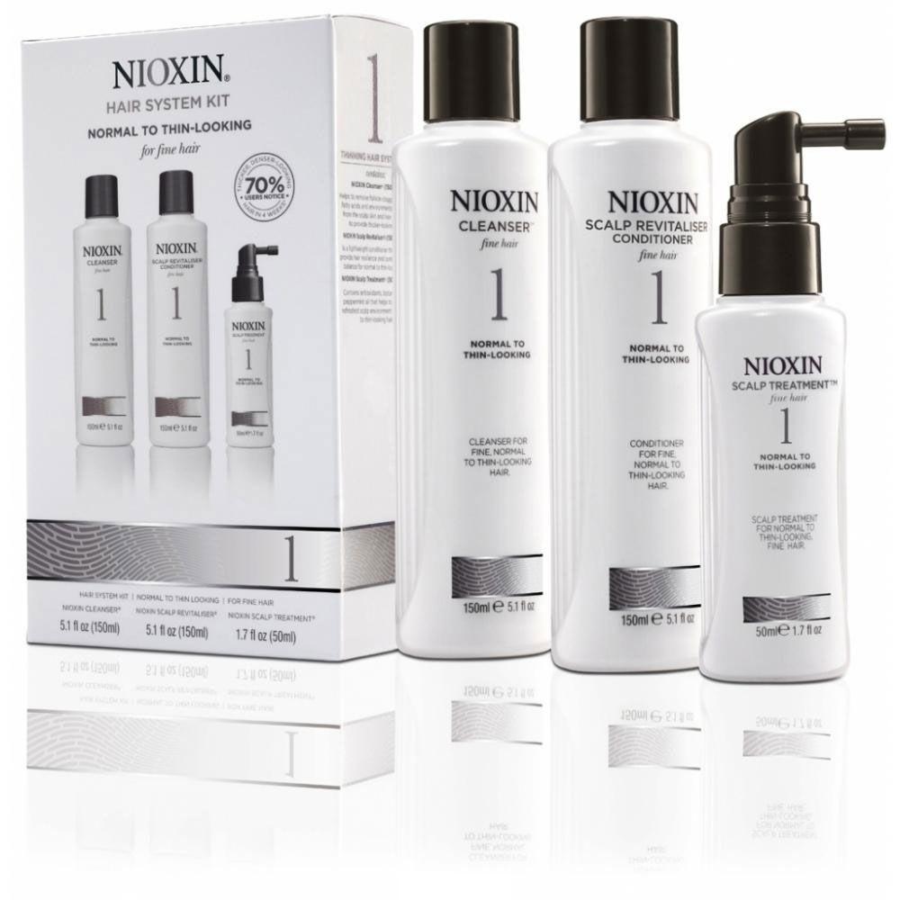 Nioxin Система 1 Набор 150мл+150мл+50мл
