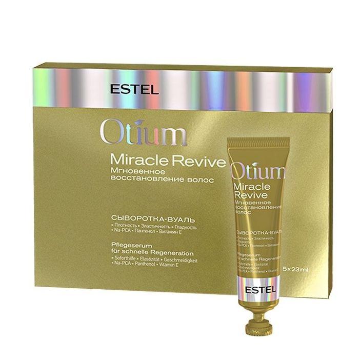 Купить Estel Otium Miracle Revive Сыворотка-вуаль для волос Мгновенное восстановление 23 мл N5