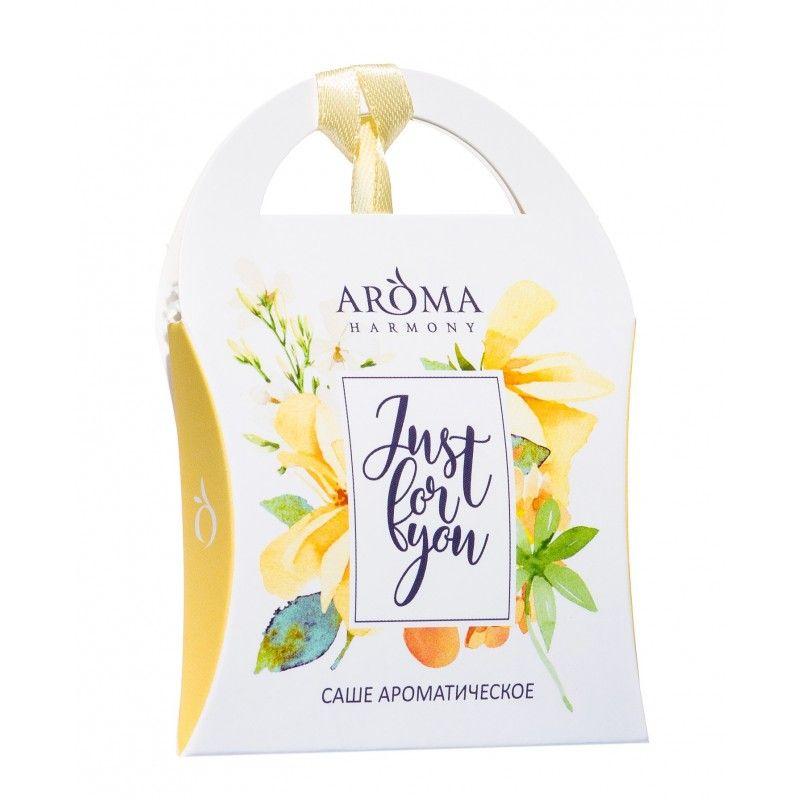 Купить Aroma Harmony Саше ароматизированное Весенний сад 10гр