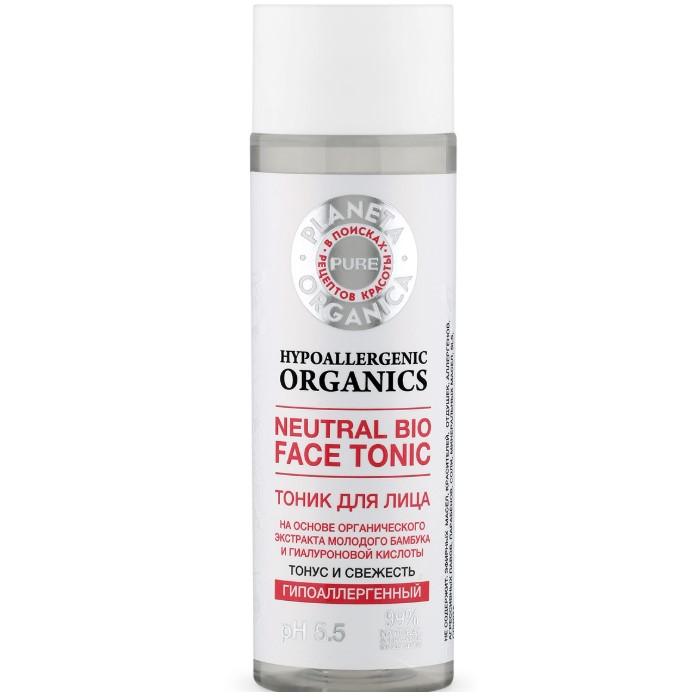 Купить Планета органика Pure тоник для лица 200 мл, Planeta Organica