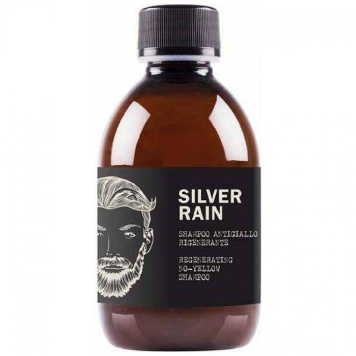Купить Dear Beard Регенерирующий шампунь для нейтрализации желтизны волос 250 мл
