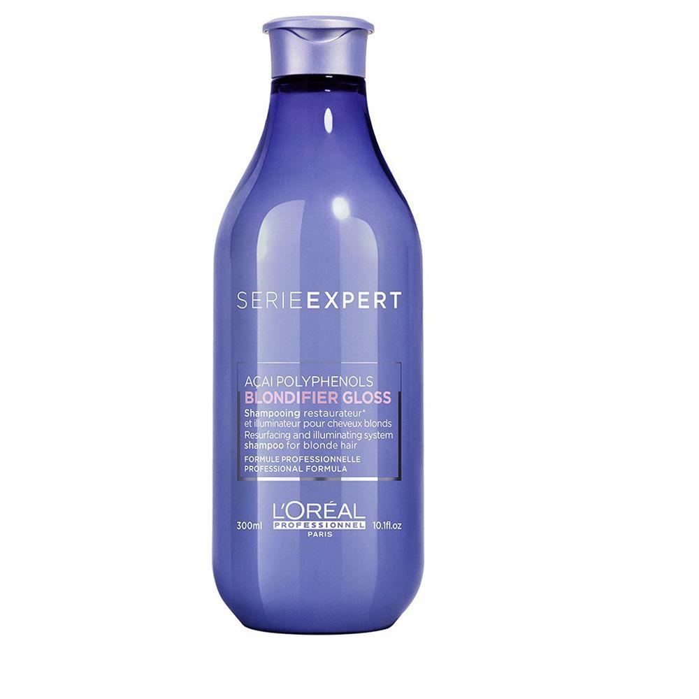 Купить Loreal Blondifier Gloss Шампунь для сияния оттенков блонд 300мл, Loreal Professionnel
