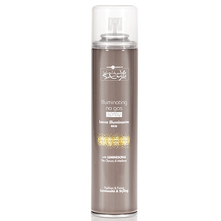 Hair company inimitable style illuminating medium spray спрей