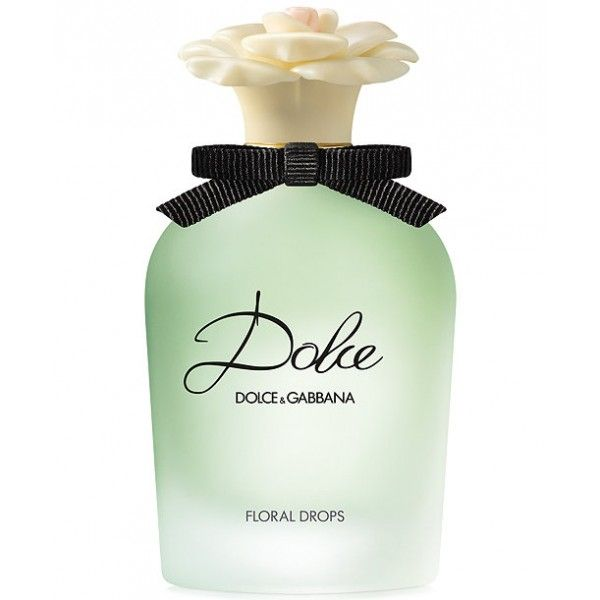 Купить D&G DOLCE FLORAL DROPS вода туалетная женская 30 мл, DOLCE & GABBANA