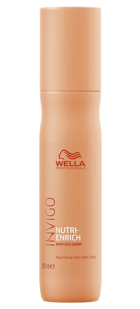 Купить Wella Invigo Nutri-Enrich Питательный спрей-антистатик 150мл