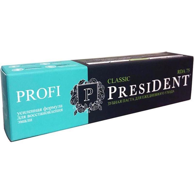 Купить President Profi Зубная паста Classic 100мл