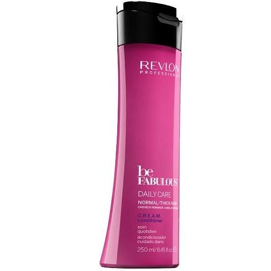 Купить Revlon (Ревлон) Be Fabulous Кондиционер C.R.E.A.M. для нормальных/густых волос 250мл