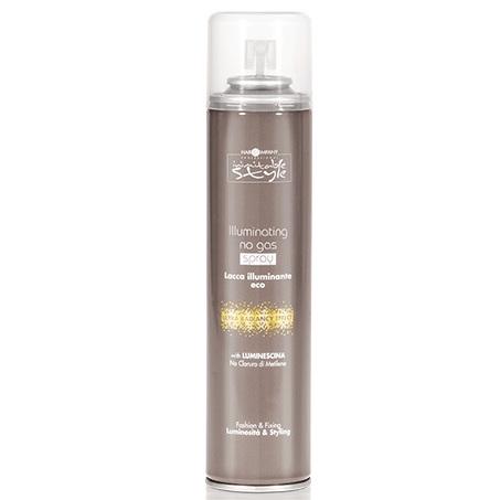 Hair Company Professional Хаер Компани (Hair Company) Inimitable Style Illuminating Extreme Spray спрей без газа придающий блеск сверхсильной фиксации 300мл