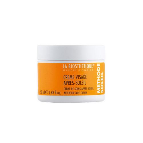 Купить Ла Биостетик Creme Apres Soleil Visage Успокаивающий увлажняющий крем для поврежденной солнцем кожи лица 50 мл LB2671, La Biosthetique