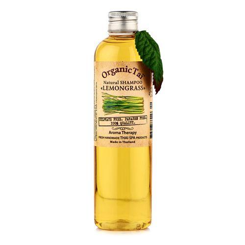 Купить OrganicTai Натуральный шампунь Лемонграсс 260мл